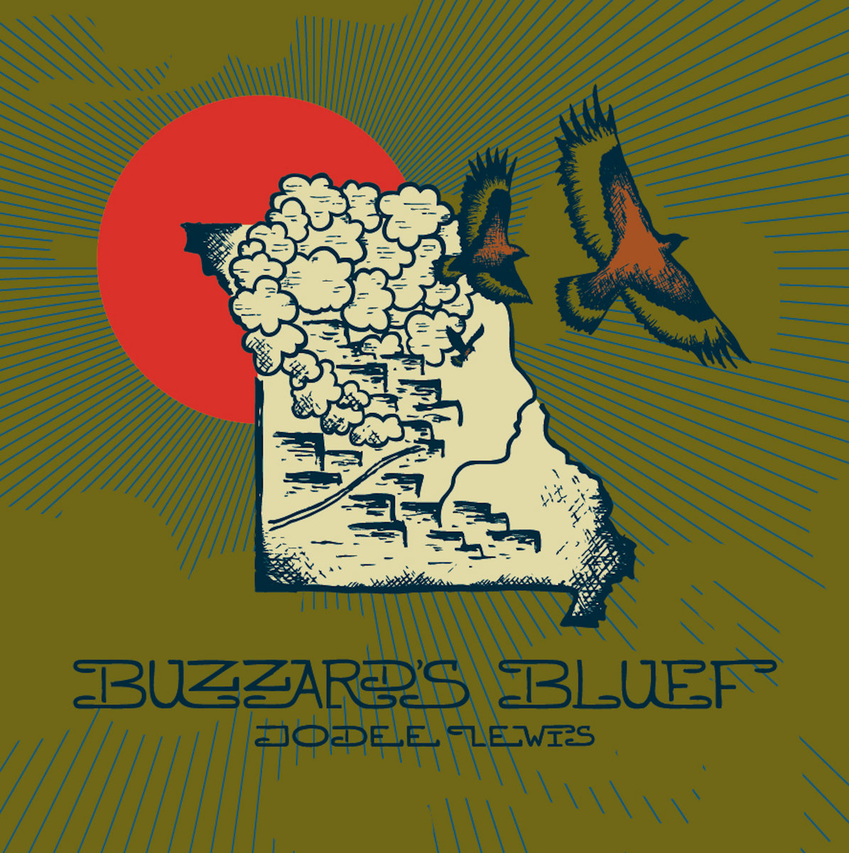 Image result for Buzzard Bluffs by Jodee Lewis