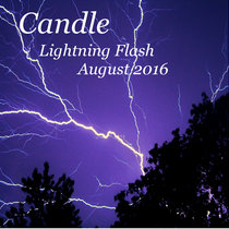 Lightning Flash - Aug 2016 cover art