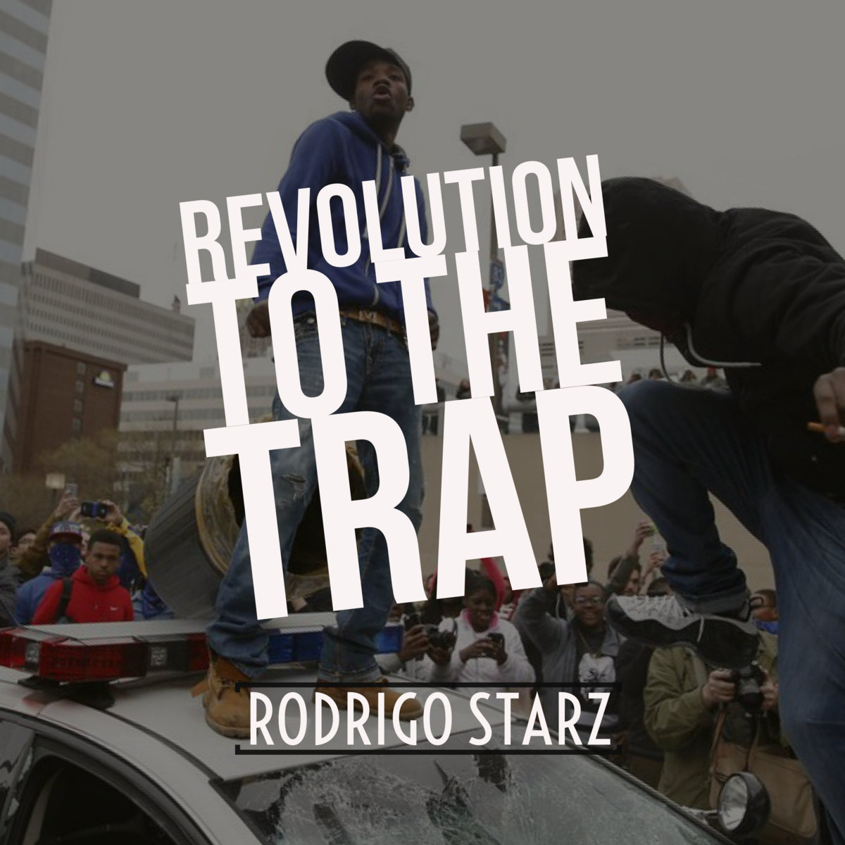 Revolution to the Trap by Rodrigo Starz
