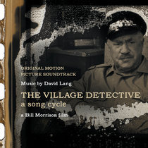 The Village Detective: a song cycle cover art