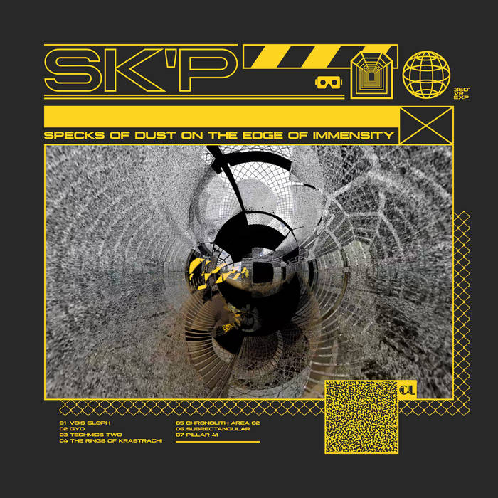 Sk'p – Specks Of Dust On The Edge Of Immensity