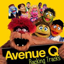 Avenue Q - Backing Tracks cover art