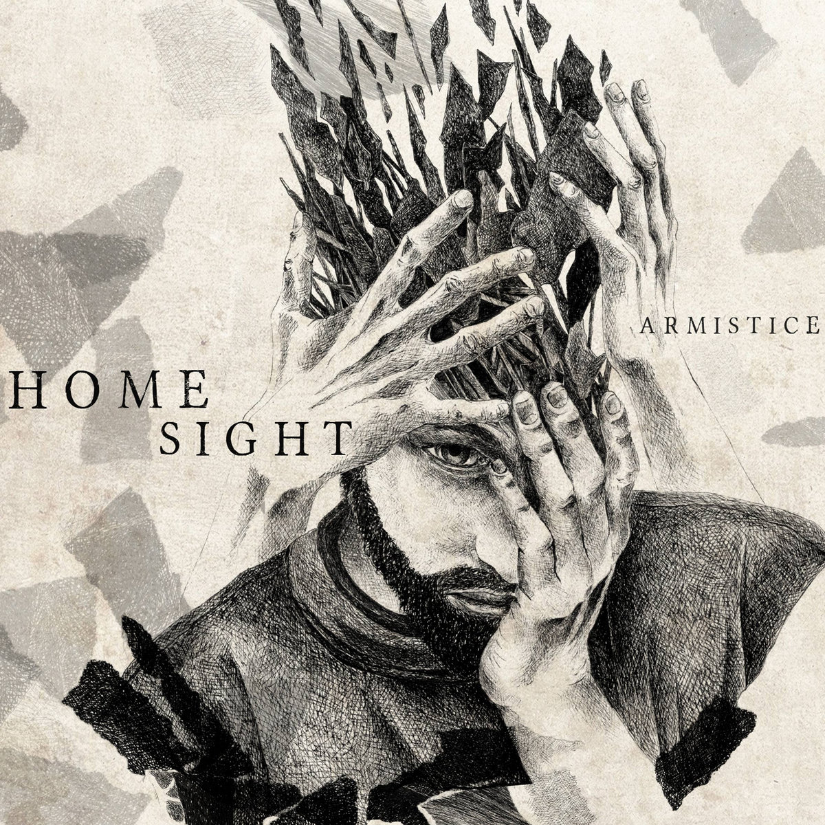 Home Sight - Armistice [EP] (2018)