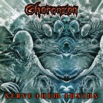 Serve Them Toxins cover art