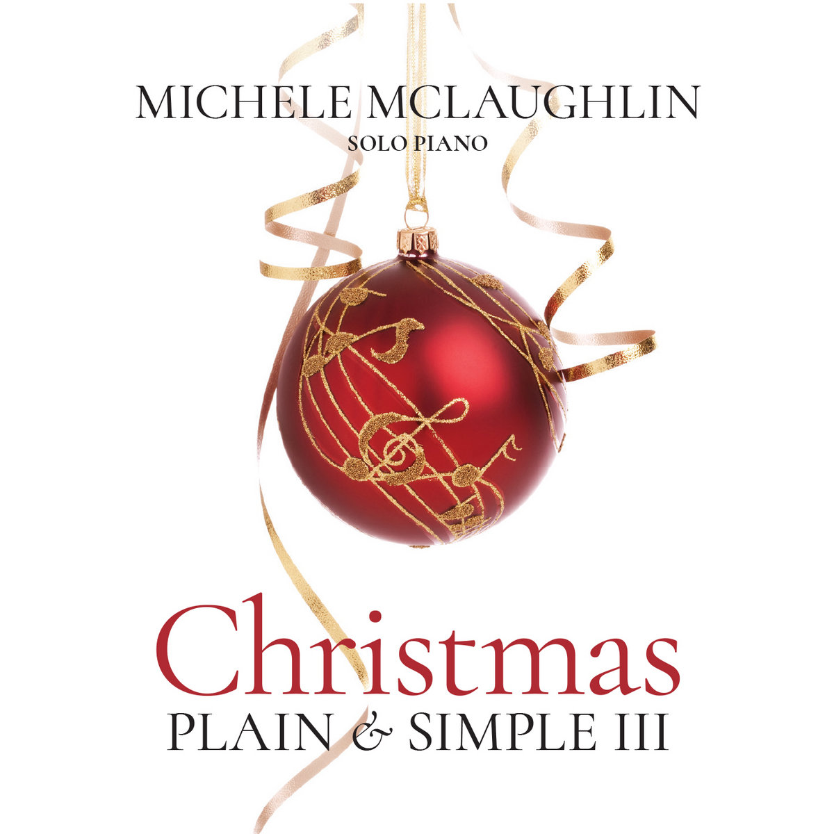 Christmas - Plain & Simple III   Michele McLaughlin