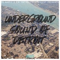 [MTXLT139] Detroit's Filthiest - Underground Sound Of Detroit cover art