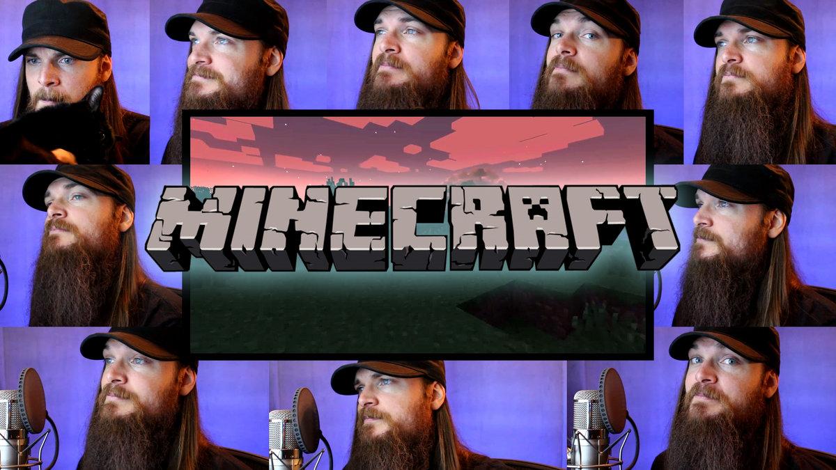 Minecraft - Sweden (Calm 3) Acapella - YouTube