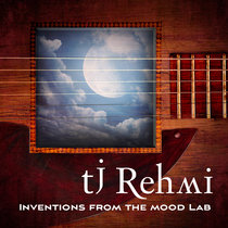 Inventions from the mood lab cover art