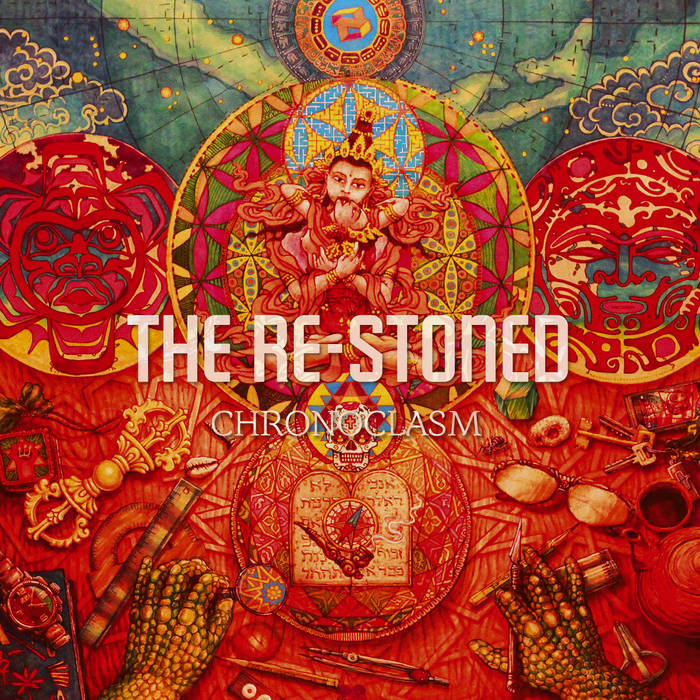 Новый альбом THE RE-STONED - Chronoclasm (2017)