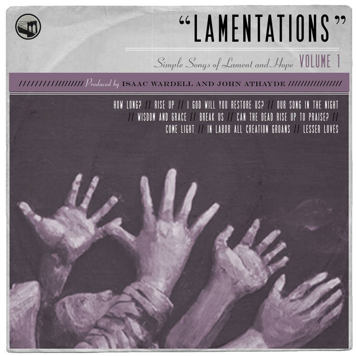 Lamentations cover art