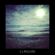 A.A.Williams cover art