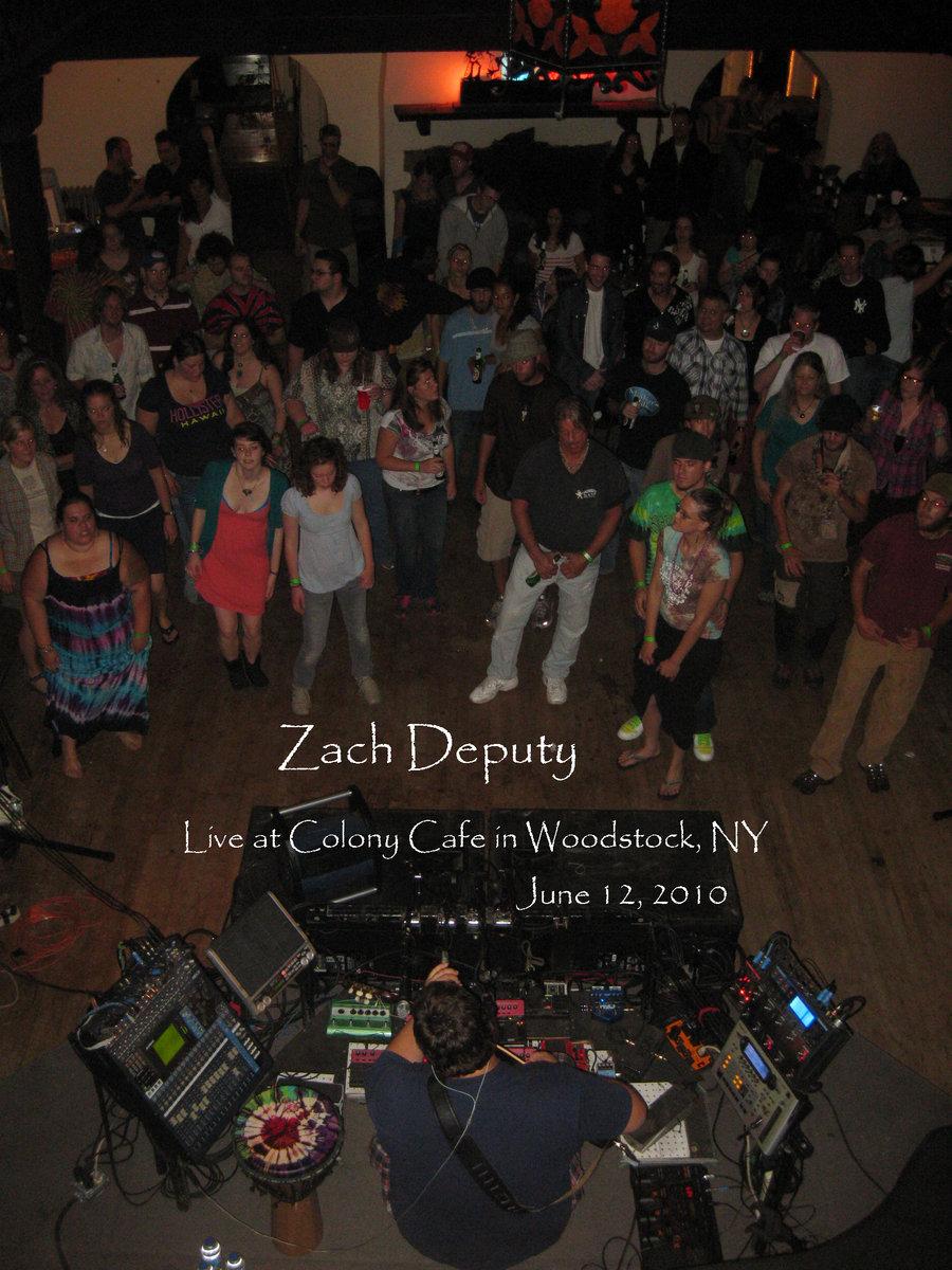 Colony Cafe / Woodstock, NY | Zach Deputy
