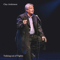 Talking out of Tights (Disc 1) cover art
