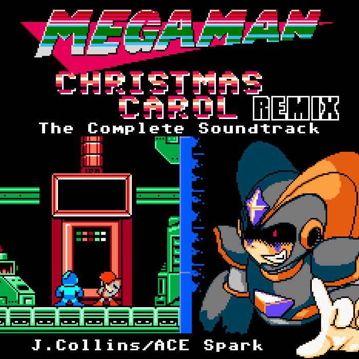 Christmas Remix.Mega Man Christmas Carol Remix Josephine Lithius