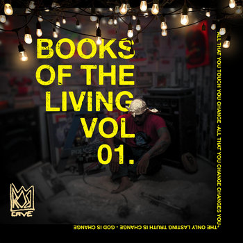 Books of the Living, Vol: 1 by Rob Cave