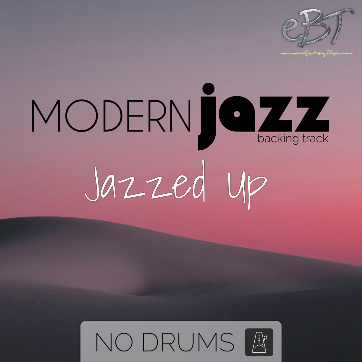 Jazzed Up [NO DRUMS w/click] | Elite Backing Tracks