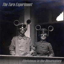 Christmas in the Observatory - (Single) cover art