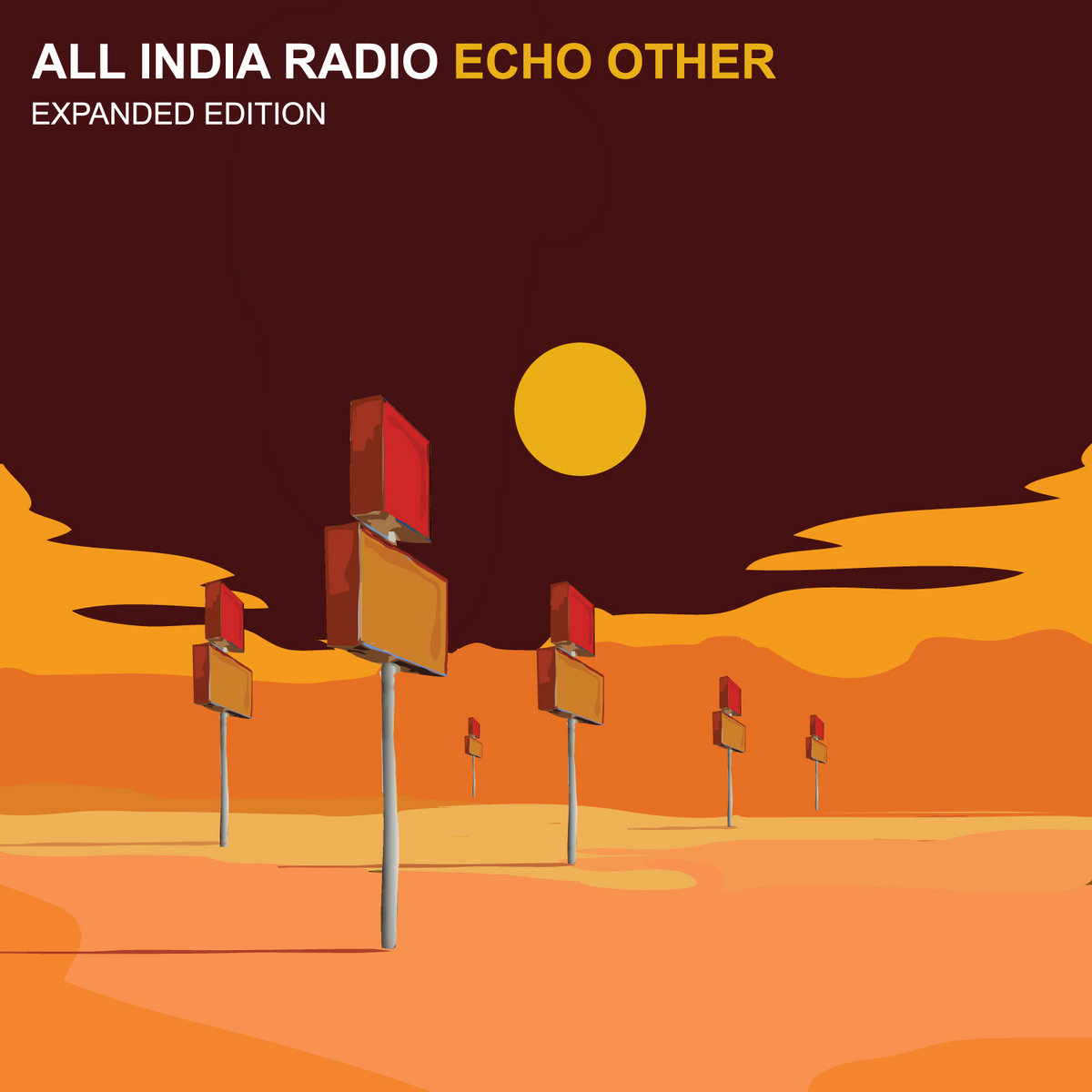 Echo Other Expanded Edition All India Radio