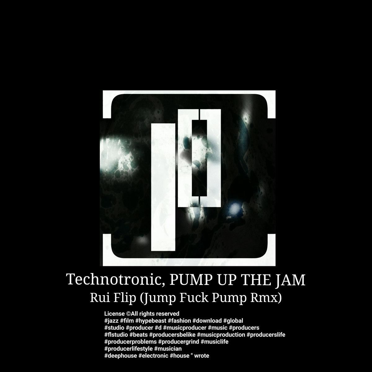 technotronic pump up the jam