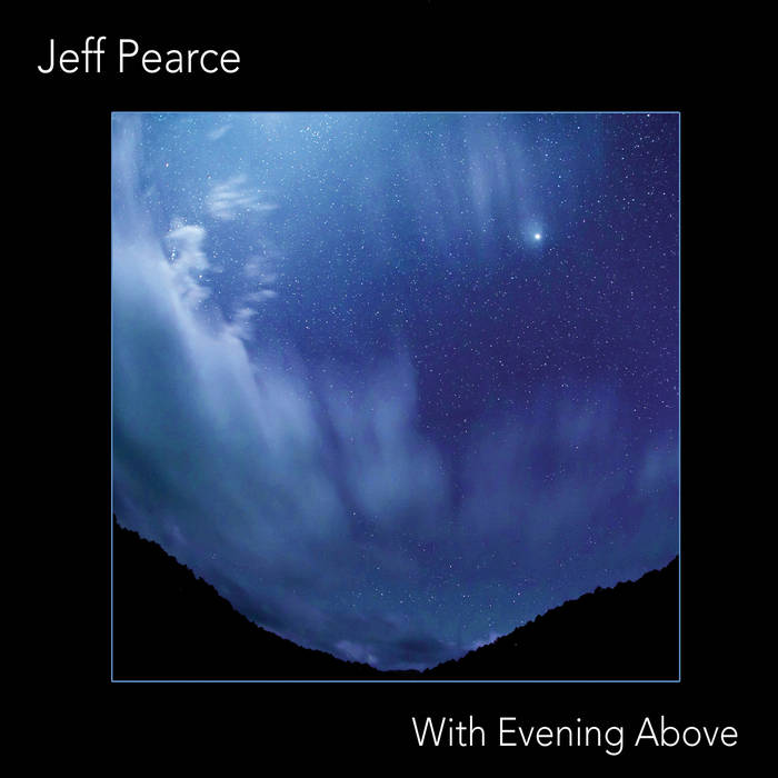 With Evening Above cover art