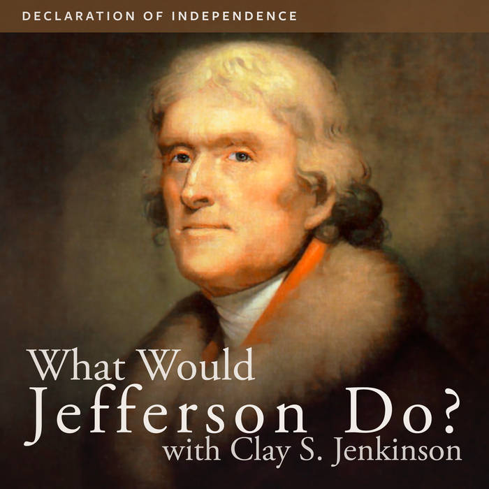 an analysis of the declaration of independence by thomas jefferson Jefferson and the declaration of independence overview in early may, 1776, jefferson traveled to philadelphia to be a delegate to the second continental congress.
