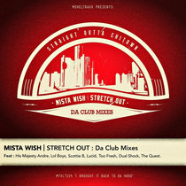 [MTXLT114] Stretch Out : Club Mixes cover art