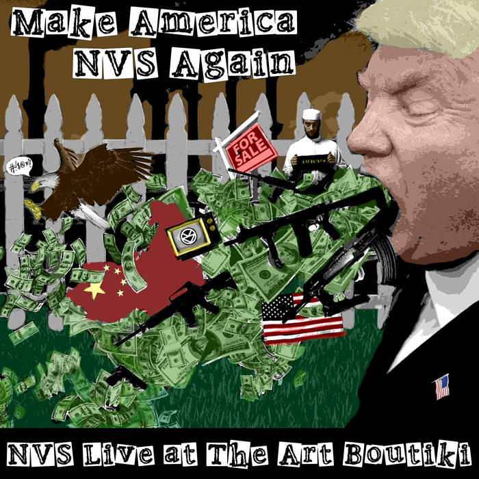 Make America NVS Again cover art