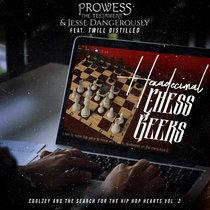 Hexadecimal Chess Geeks (feat Twill Distilled) cover art