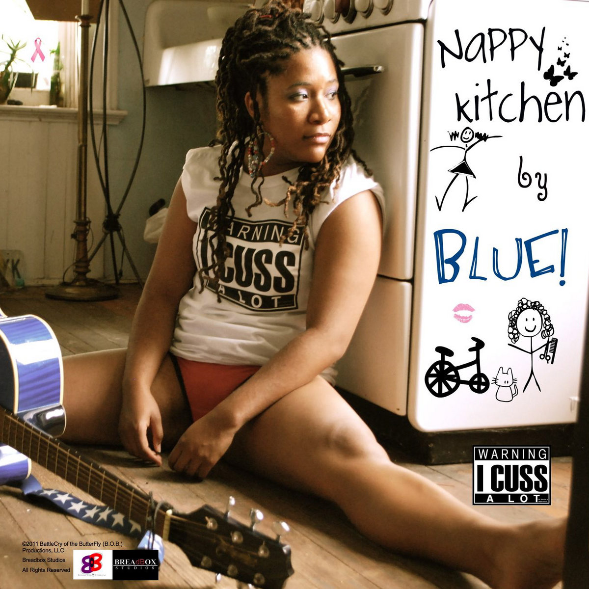 Nappy Kitchen | BattleCry of the ButterFly Productions