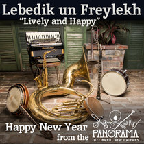 Lebedik Un Freylekh cover art