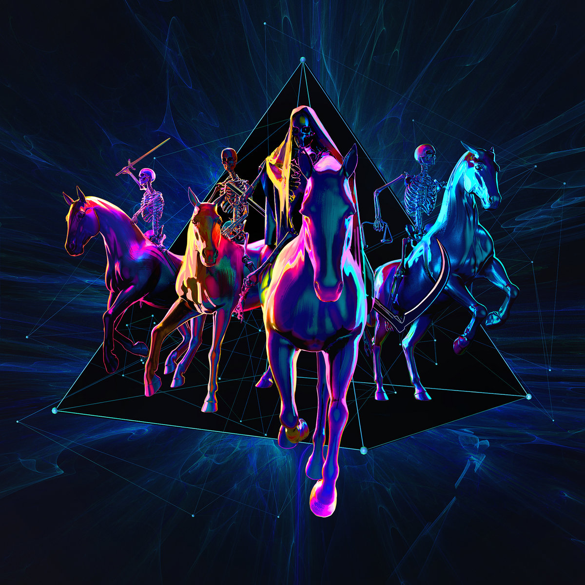 The Four Horsemen Of The Electrocalypse | Bluetech