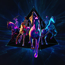 The Four Horsemen Of The Electrocalypse cover art