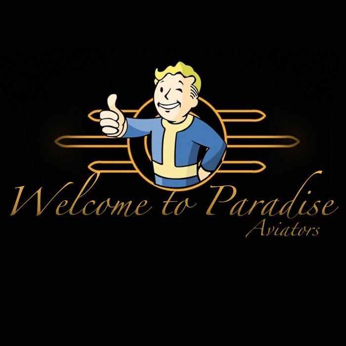 Welcome To Paradise Aviators