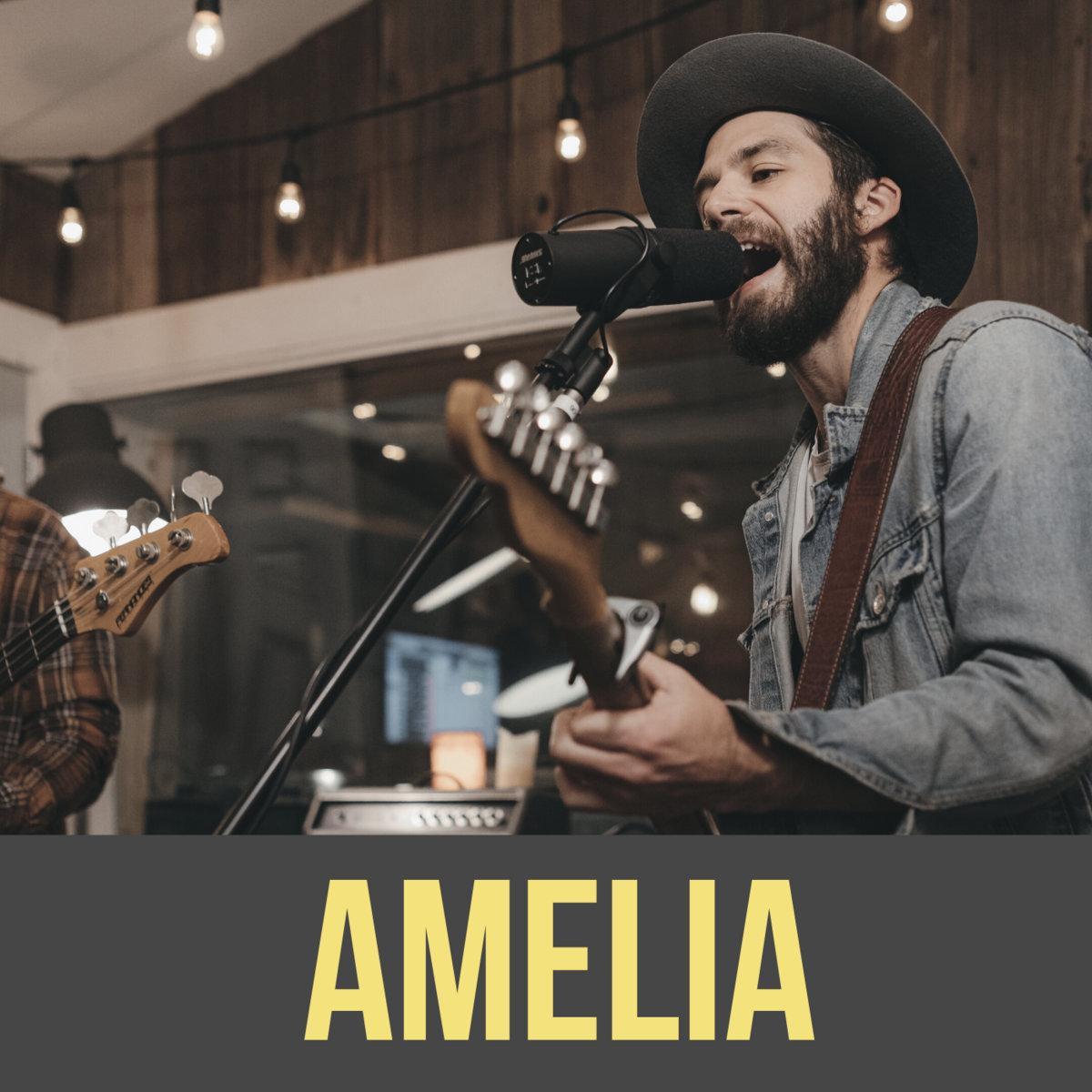 Amelia by Kyler Pierce