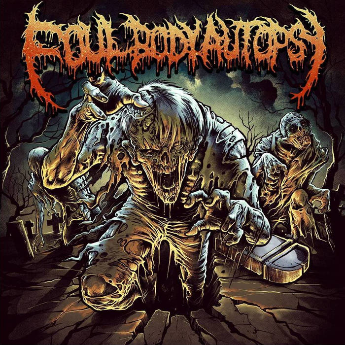Foul Body Autopsy cover art