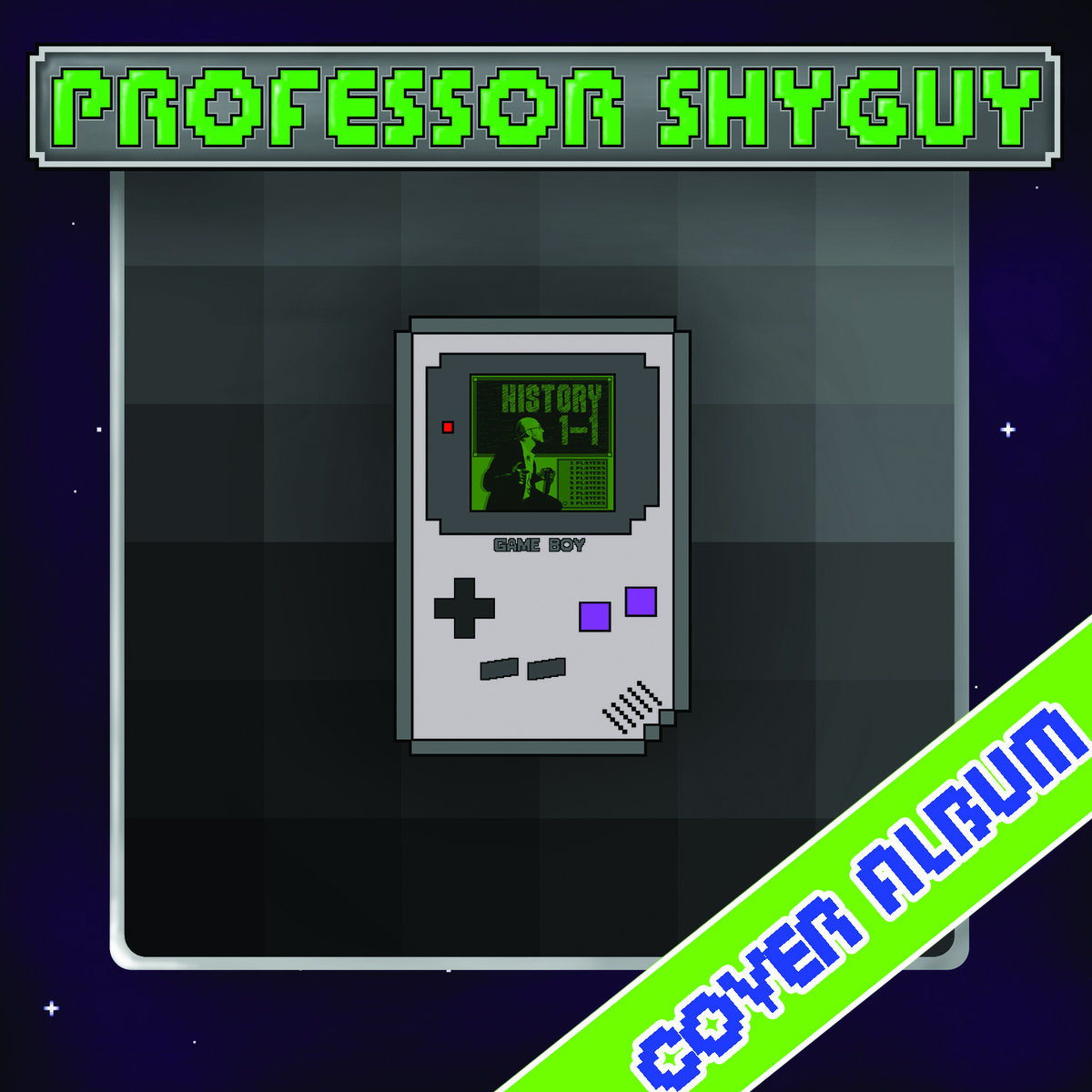 You\'re a Cad (feat. Molly Lewis) | Professor Shyguy