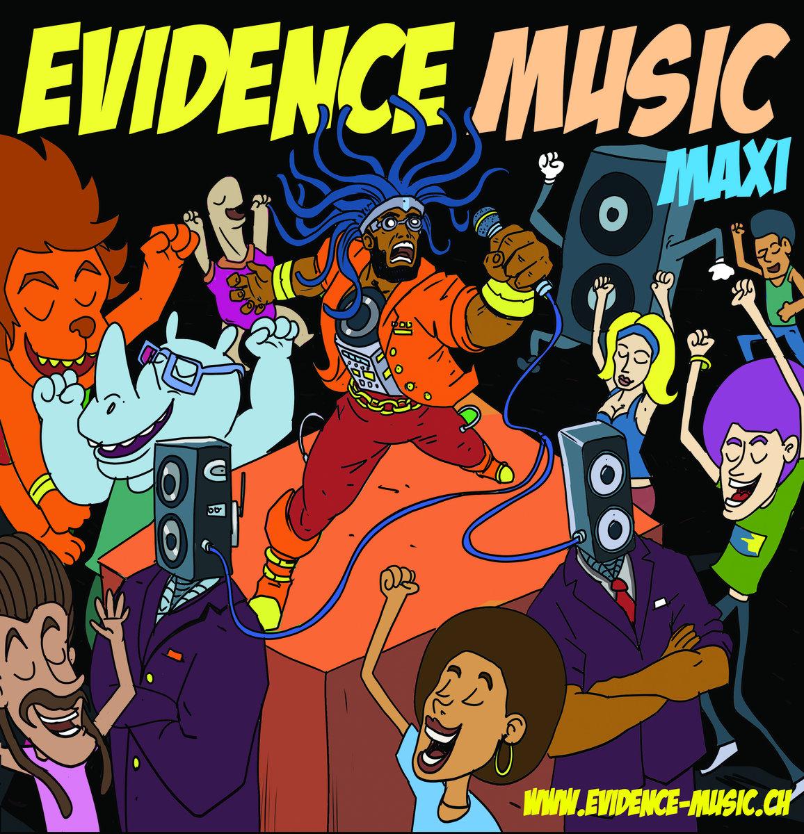 Heal Them Riddim (Instrumental) | Evidence Music