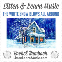 The White Snow Blows All Around cover art