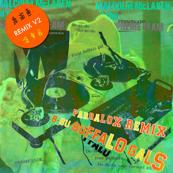 Malcolm McLaren and the World's Famous Supreme Team - Buffalo Gals (Parralox Remix V2)