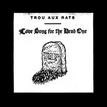 Love Song for the Dead One cover art