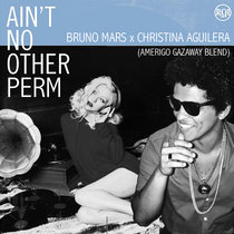 Bruno Mars x Christina Aguilera - Ain't No Other Perm (Amerigo Gazaway Blend) cover art