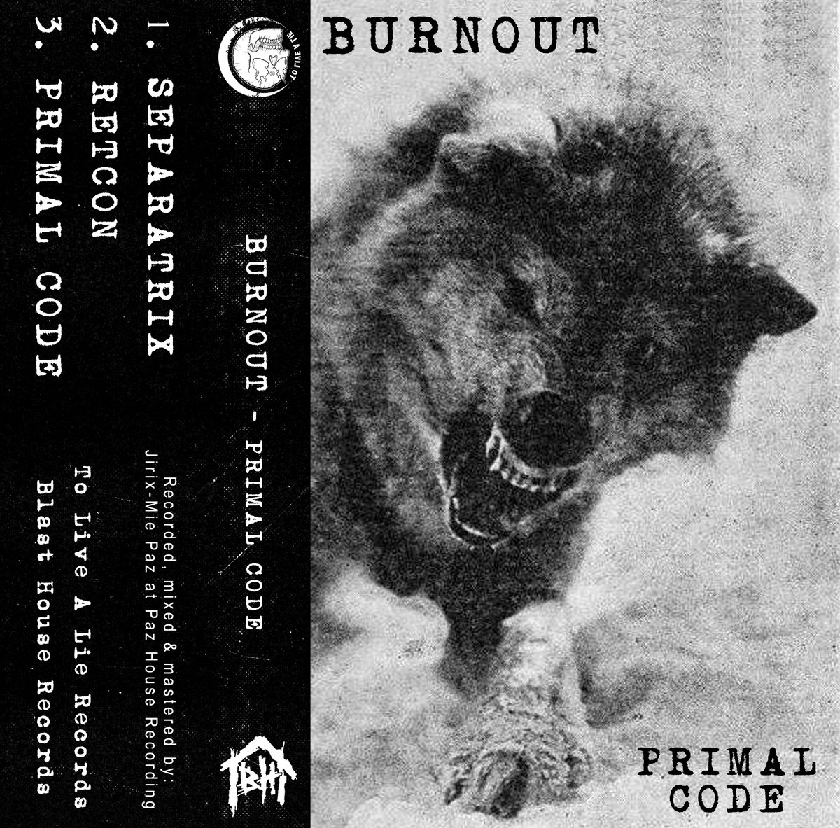 Burnout - Primal Code CS [EP] (2018)