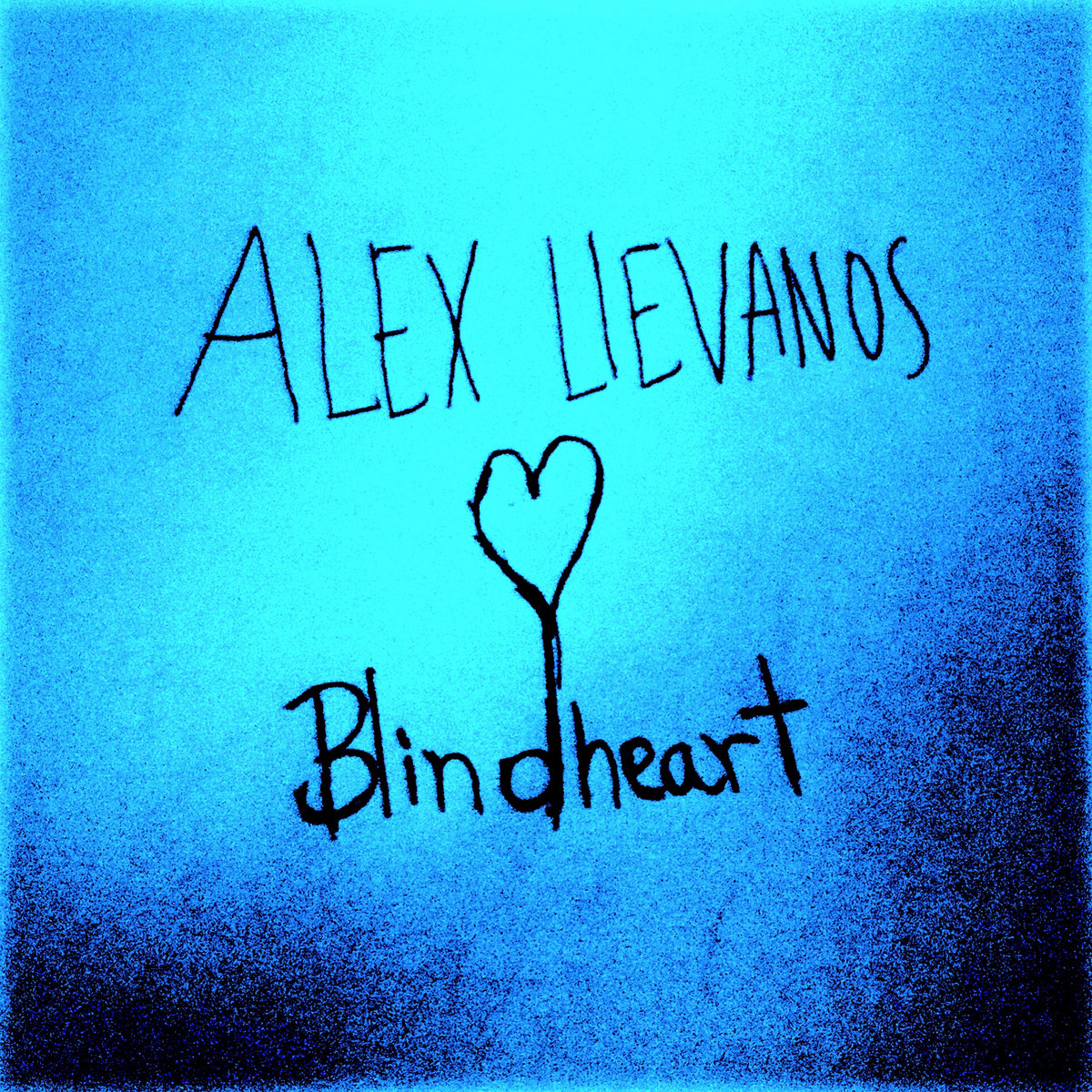 Blindheart by Alex Lievanos