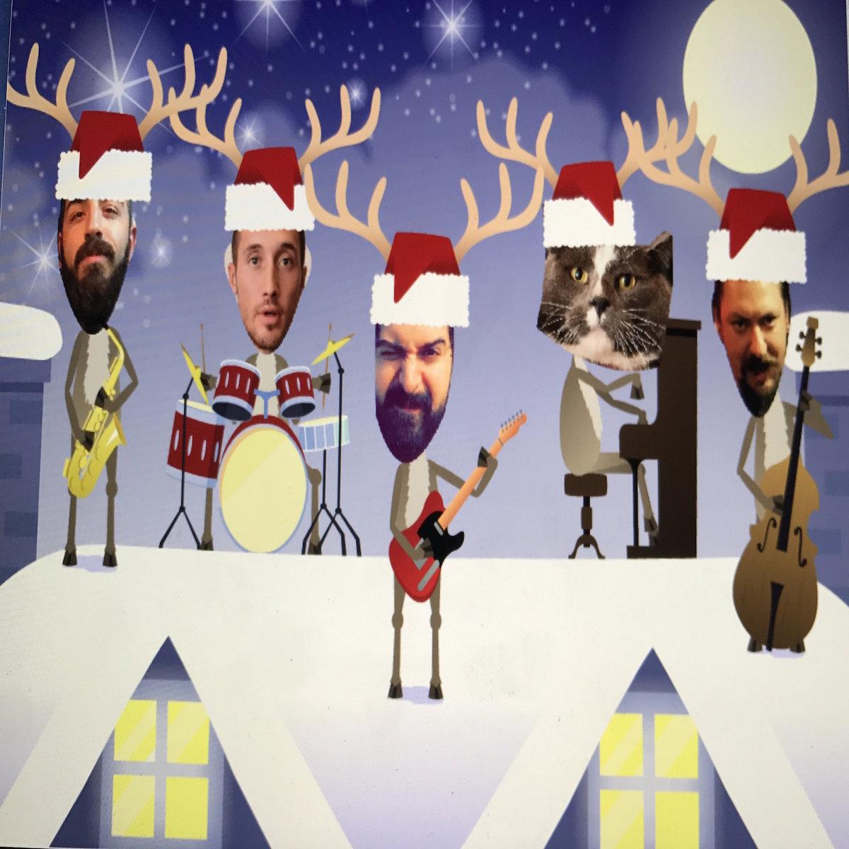 Wham Christmas.Last Christmas Wham Cover Ate Bit