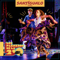 Santígualo - Single cover art