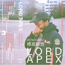 Lord Apex (sensei.) - Hyōkō Meisō (elevation/meditation) cover art