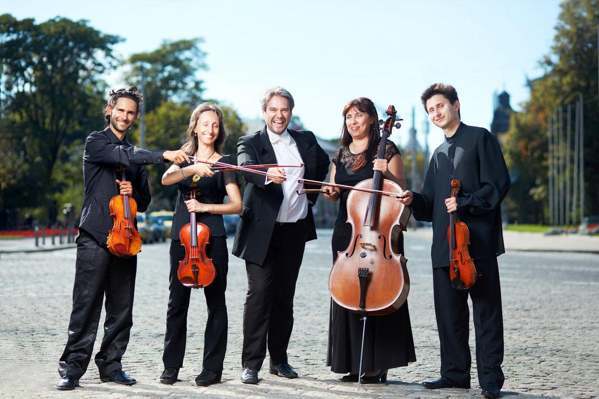 432 Hz Quartet Music   432 Chamber Orchestra