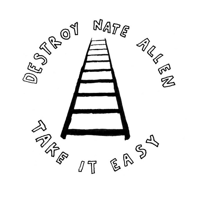 Take It Easy Reissued Destroy Nate Allen