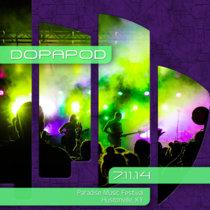 2014-07-11 Paradise Music Festival, Hustonville, KY cover art