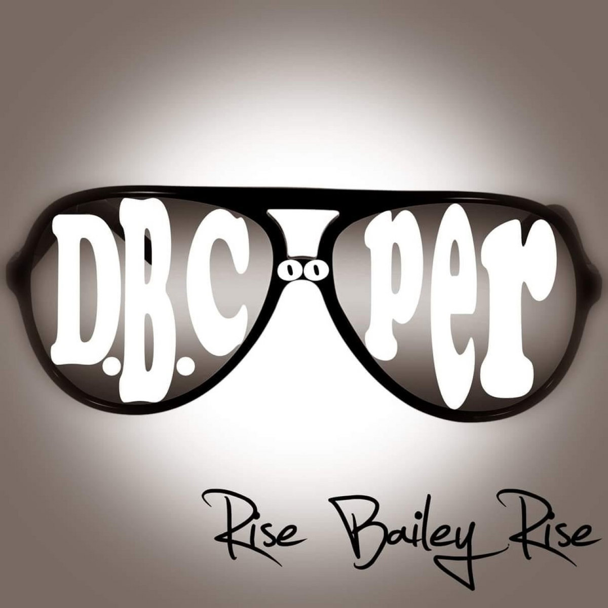 D.B. Cooper by Rise Bailey Rise